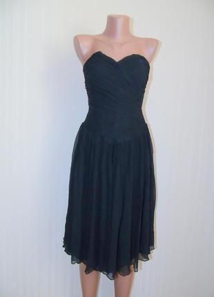 Красивое шифоновое платье от oasis