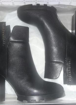 Новые ботинки ботильоны miraton