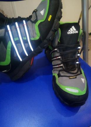 Ботинки adidas terrex gore tex
