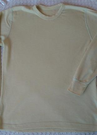 Термореглан з мериносової шерсті термо футболка лонгслив термобілизна термобелье шерстяное