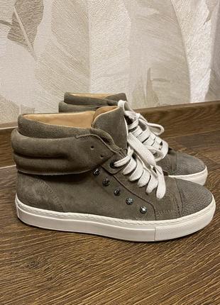 Ботиночки кеды 35 размер