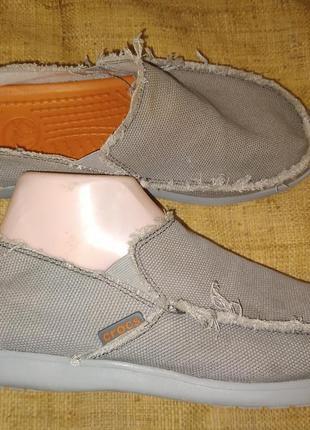 Унисекс m9-28 см обувь  crocs