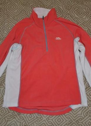 Флисовый свитер trespass размер м-38 англия