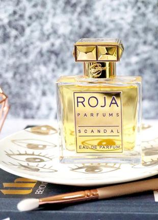 Roja parfums scandal women_original parfum 5 мл затест туал.духи