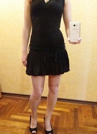Очаровательное платье piena в идеале, xs