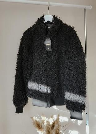 Курточка-шубка на замочке