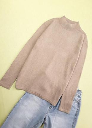 Кашемир+шелк,свитер adagio