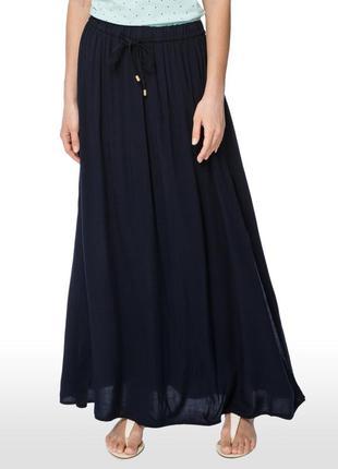 Летняя юбка макси ostin