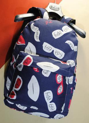 Разные расцветки рюкзаков