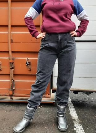 Женские джинсы баллоны увеличенные размеры