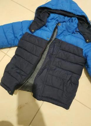 Куртка зимова дуже тепла