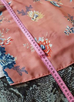 Блуза на запах с красивым рукавом m,l,xl5 фото