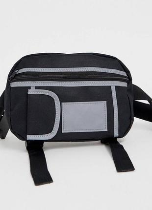Сумка броник svnx cross body harness bag
