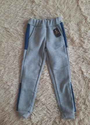 Тёплые спортивные штаны, теплi штани