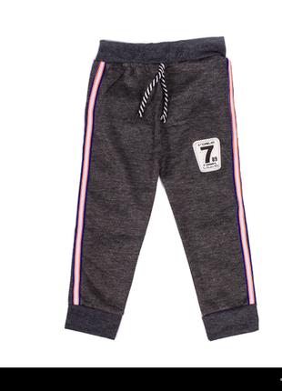 Детские штаны на мальчика весна-осень