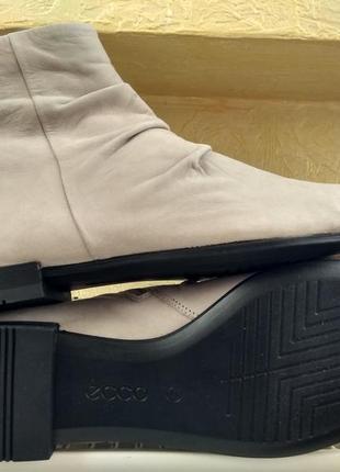 Ботинки ecco shape pointy ballerina (41р) оригинал! -20%
