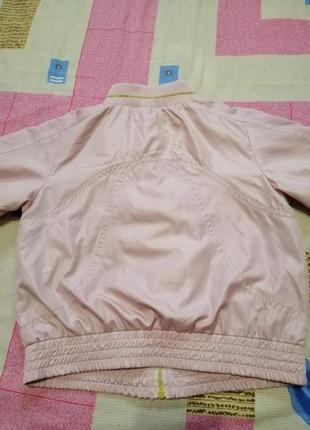 Курточка, куртка, ветровка2 фото