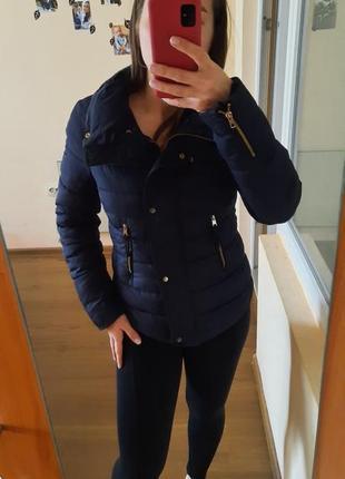 Тёплая куртка, пуховик