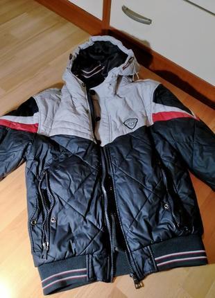 Осіньо-зимова куртка