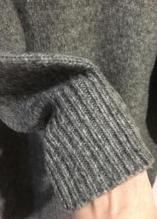 Шикарный тёплый свитер туника zara4 фото