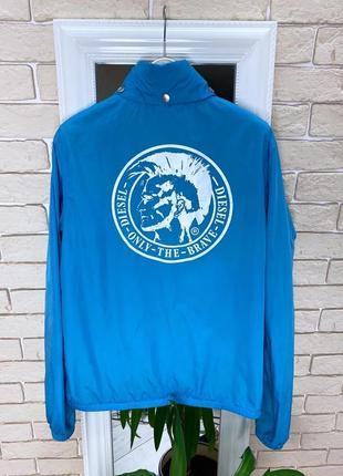 Ветровка курточка бомбер пиджак накидка diesel