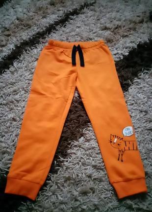 Продам дуже хороші спортивні штани на хлопчика 110-116