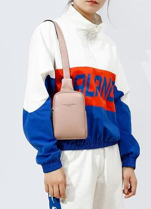 Женская сумочка через плечо, женская сумка кроссбоди, мини сумочка для телефона
