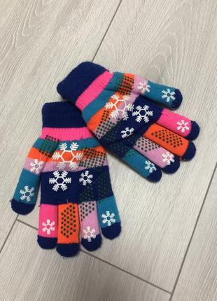 Перчатки для девочки