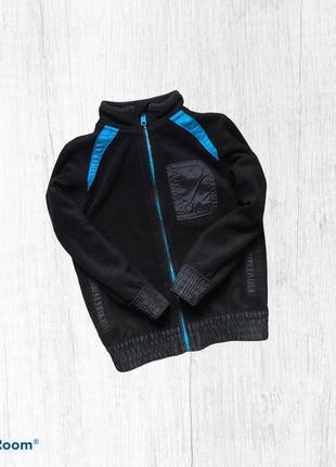 Marks & spencer флиска флисовая кофта поддевка 2-3 г. 92-98 см