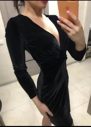 Pull&bear оригинал шикарное коктейльное платье