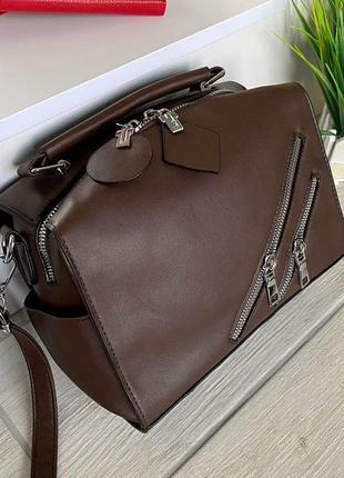 Женская сумка candy (шоколад)