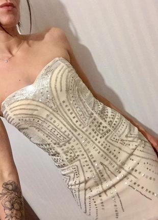 H&m шикарное вечернее платье