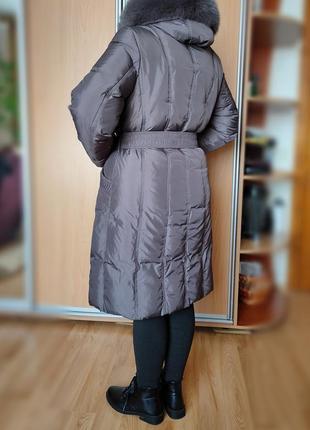 Пуховик женский пуховик пальто для женщин desently l 48-50