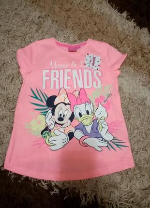 Продам дуже хорошу футболку на дівчинку