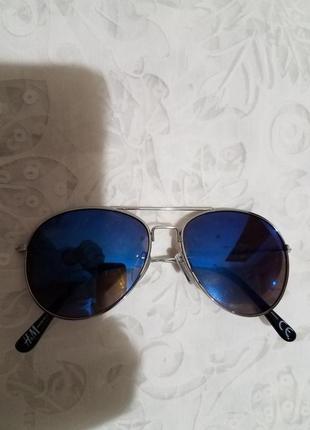 H&m очки солнцезащитные зеркальные