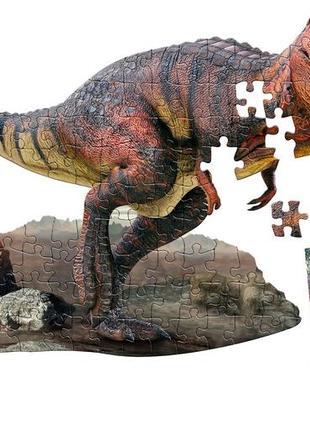 Пазл i am динозавр тираннозавр (100шт)