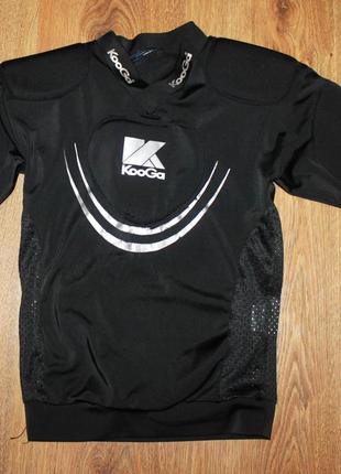 Одежда для регби защитные накладки на плечо kooga на 9-12 лет