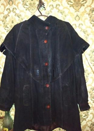 Куртка дубленка пальто натуральная кожа