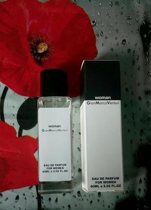 Свежий и стойкий! мини парфюм премиум качество 60 мл g i a n. m a r c o .v e n t u ri