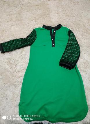 Зелене платтячко