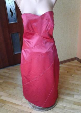 Коктельное платье фирмы coast