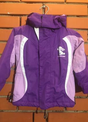 Куртка лыжная extend 92 см( 2 г ).
