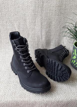 Берці черевики шкіряні оригінал ecco tred tray 460354 розмір 42