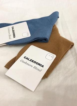 Носочки с кашемиром calzedonia