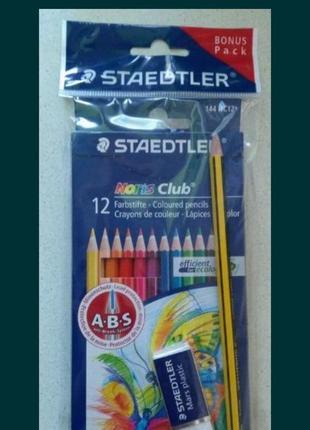 Новые карандаши staedtler
