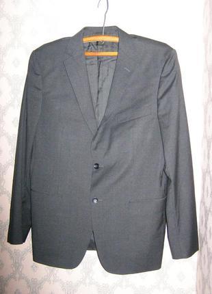 Новый мужской пиджак жакет от ermenegildo zegna оригинал