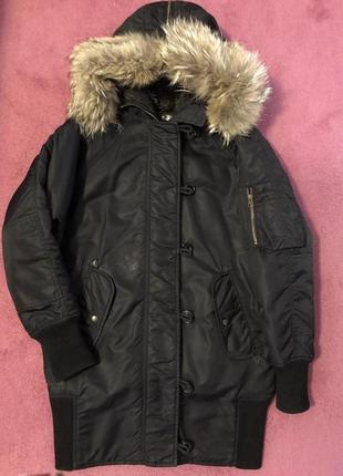 Куртка аляска spiewak s