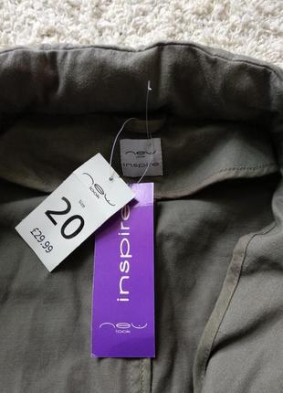 Новая куртка цвета хаки
