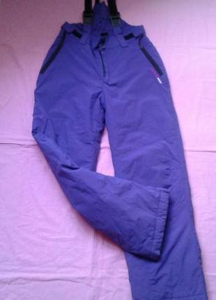 Зимние термо штаны