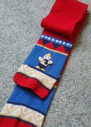 Детский шарф